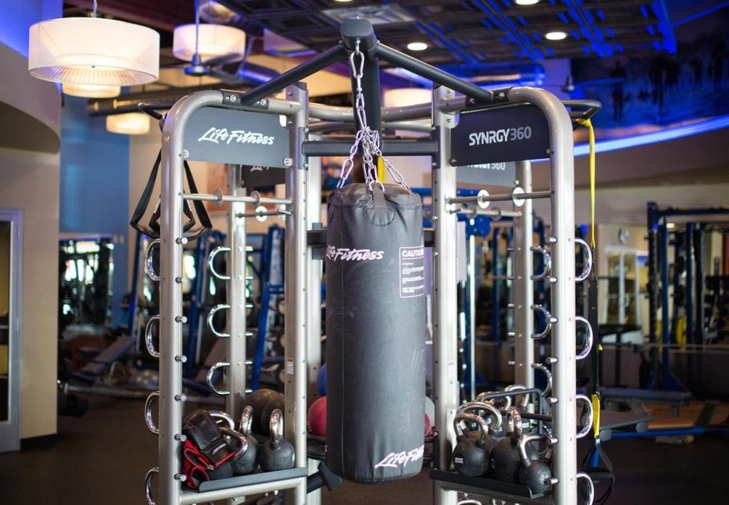 flex appeal gym equipment