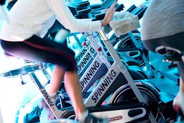 spin class reno