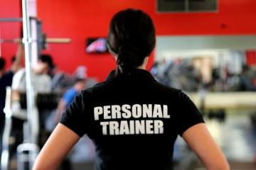 personal trainer reno