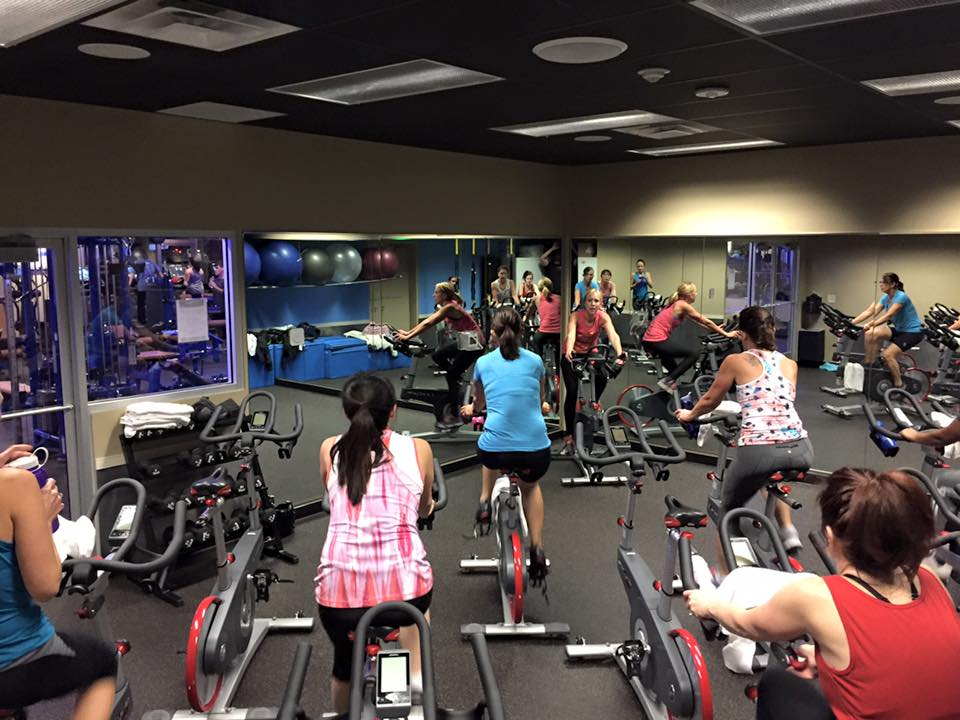 Flex Appeal Spin Class Reno
