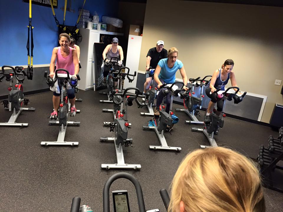 Group exercise classes in Reno