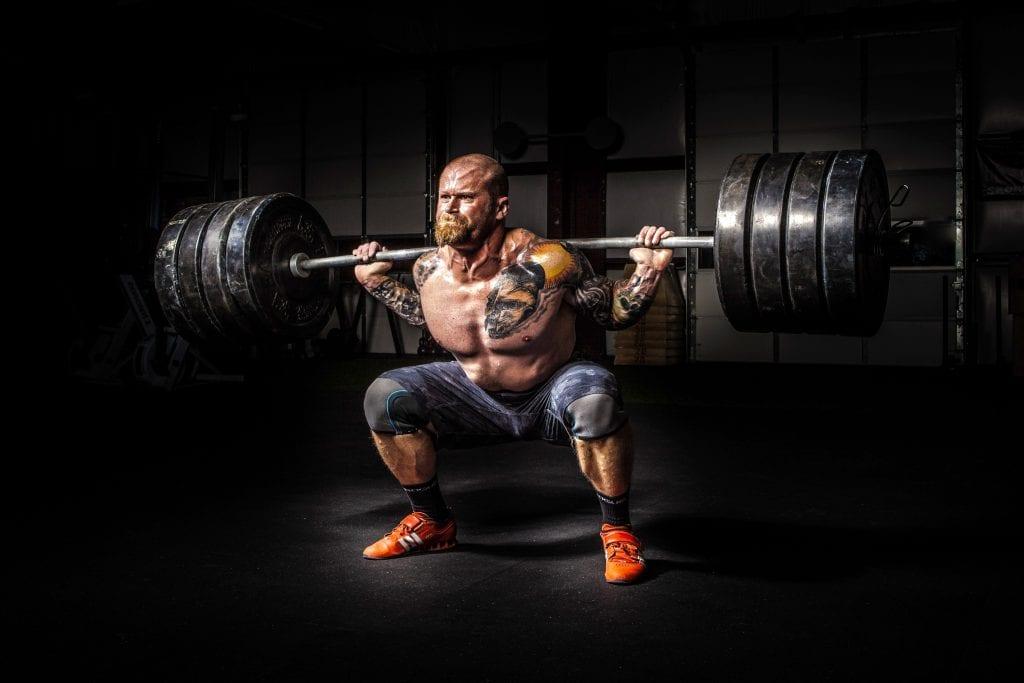 Reno fitness center squats