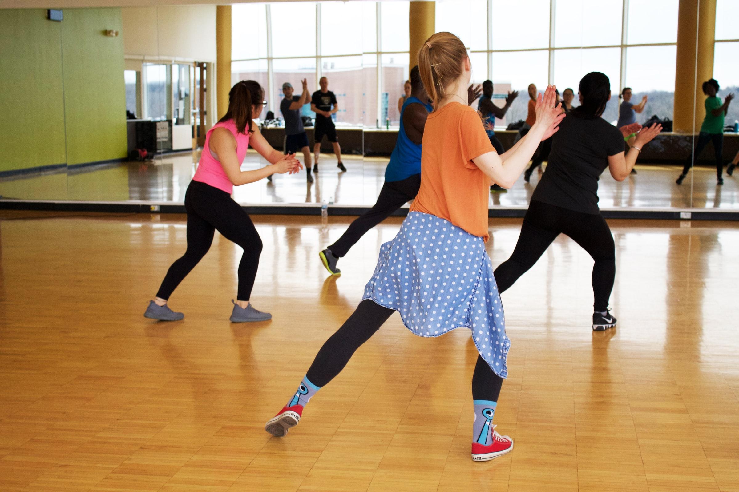 reno zumba fitness class