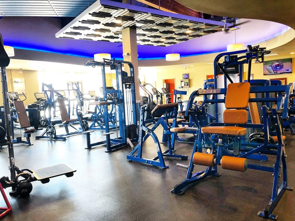 Reno gym fitness equipment