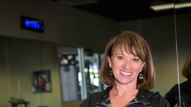 Reno Spin Instructor Karen Cate
