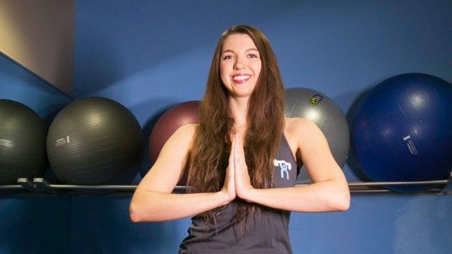 Reno Yoga Instructor Marla Richardson
