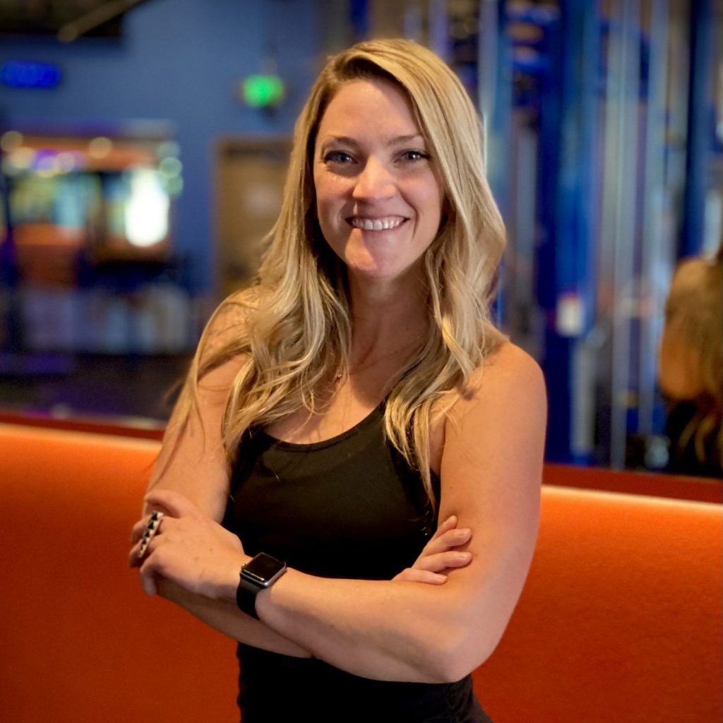 Jena Lanini personal trainer and group fitness instructor